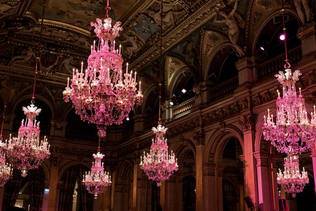 soiree  Soleil @ hotel de ville, Paris